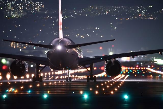 noční lety